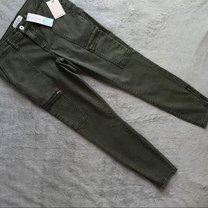 NWT Lila Ryan Stitch Fix Ida Cargo Military Pant